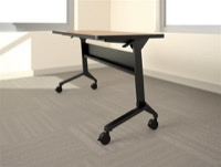 Mayline Flip-N-Go Conference Training Tables LF1848