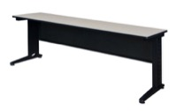 "Fusion 84"" x 24"" Training Table - Maple"