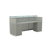 Medina Reception Station - B/B/F & F/F Pedestals