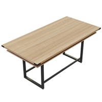 Mirella Conference Table - Standing-Height, 8 ft.