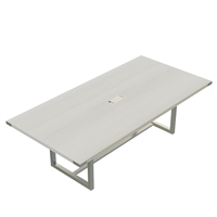 Mirella Conference Table - Sitting-Height, 8 ft.