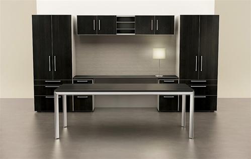 Office Furniture Storage watson miro modular office furniture - made in america