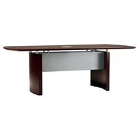 Napoli Conference Table - 6' Curved Ends