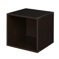 Niche Cubo Stackable Storage Cube  - Truffle