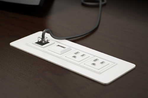 Desktop Power Amp Data Modules Waterproof Design