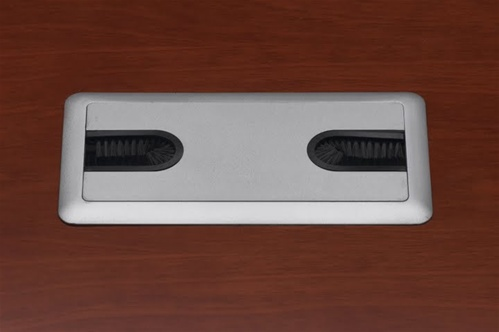 Discount Office Furniture Cable Management Wire Grommet - Conference table cable management