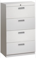 "Great Openings Storage - Lateral File - 4 Drawer - 51 38""H x 42""W"