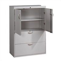 "Great Openings Storage - Lateral File - 2 Drawer with Cabinet - 51 3/8""H x 42""W"