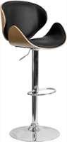 Bentwood Adjustable Height Barstools