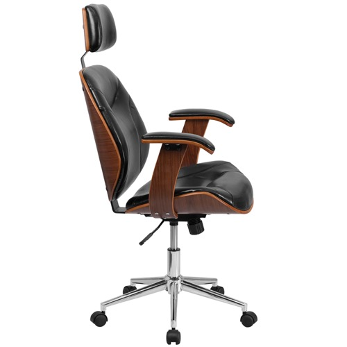 Bentwood Office Chair – Black Bentwood Chair