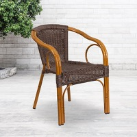 Bamboo Patio Chairs