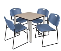"Kee Breakroom Table - 42"" Square"