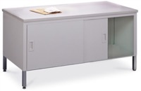 Mailroom Storage Tables