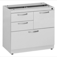 "Great Openings Storage - Lateral File - 4 Drawer - 28 3/8""H x 30 1/2""W"