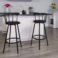 Metal Swivel Counter Stools