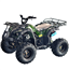Vitacci 125CC ATV Rider 8 - Youth Four Wheeler