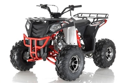 125cc ATV, Apollo Commander DLX