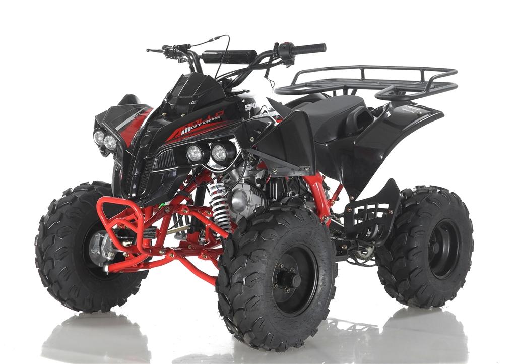 125cc Atv For Sale >> Apollo 125cc Atv Type Sportrax