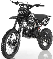 125cc Dirt Bike Apollo DB-007