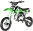 125cc Dirt Bike Apollo X15