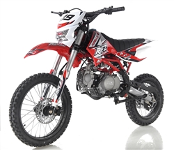125cc Dirt Bike Apollo X19
