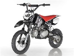 125cc Dirt Bike Apollo 125cc Dirt Bike Type X6