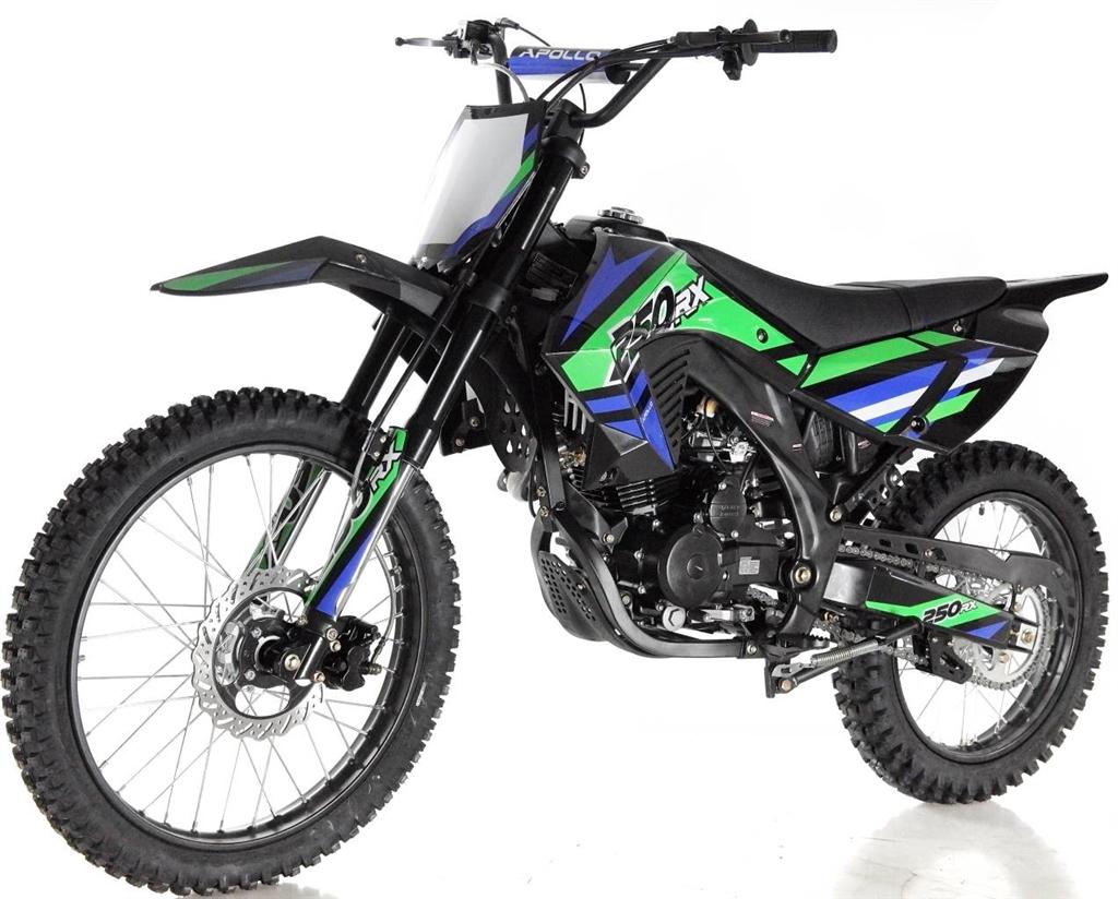 apollo 36n 250cc dirt bike
