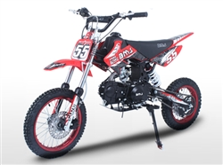 BMS 125cc Dirt Bike Type PRO 125