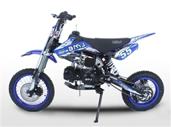 BMS 125cc Dirt Bike Type PRO Premium