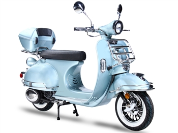 150cc Gas Scooter Bms Chelsea 150