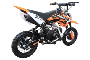 Coolster 213A 110cc Dirt Bike Fully Automatic with Electric Start