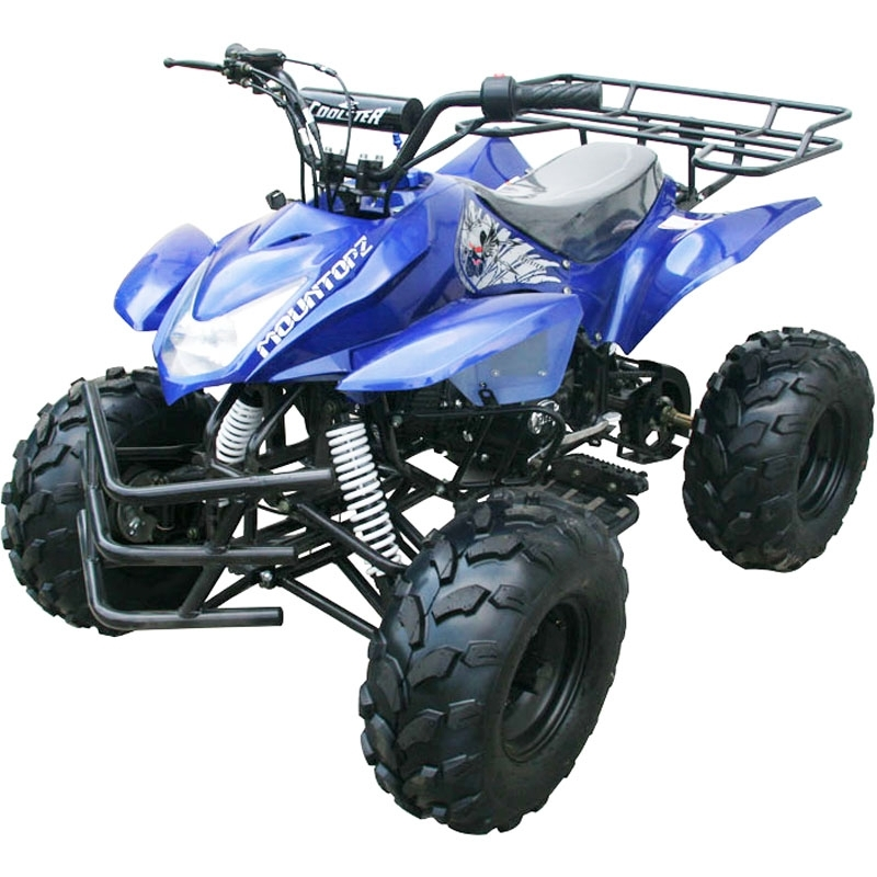 125cc Atv For Sale >> Coolster 125cc Atv With Big Tires