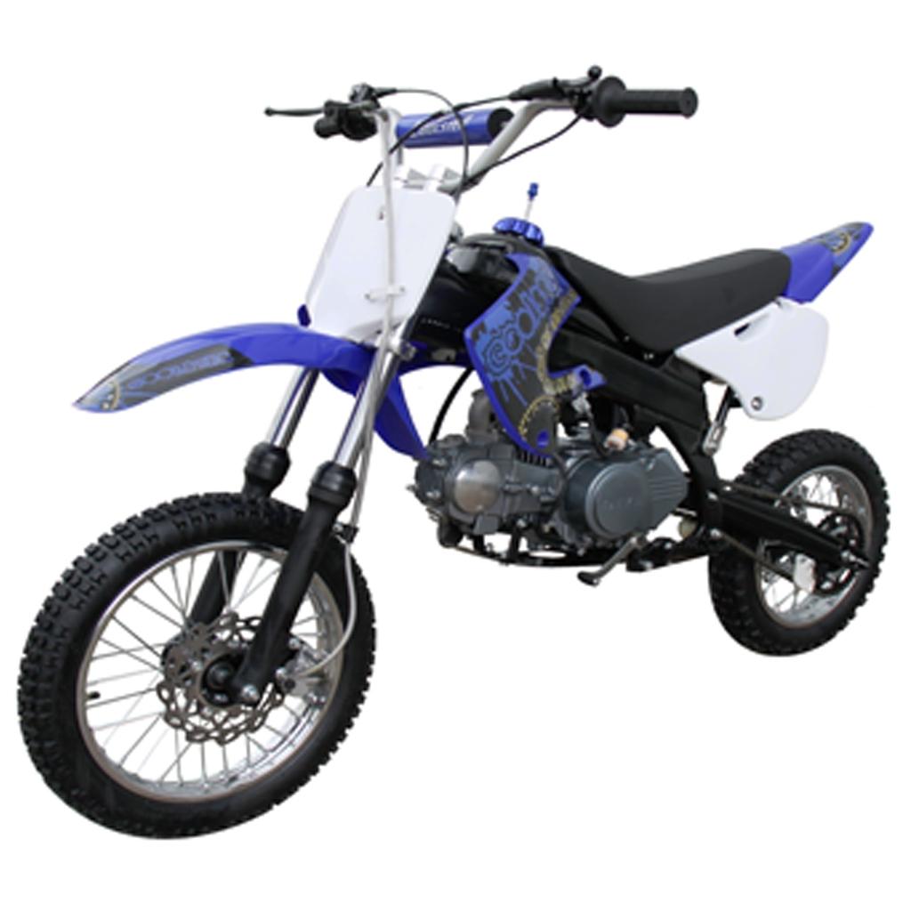 Coolster QG214FC 125cc Dirt Bike Upgraded Version