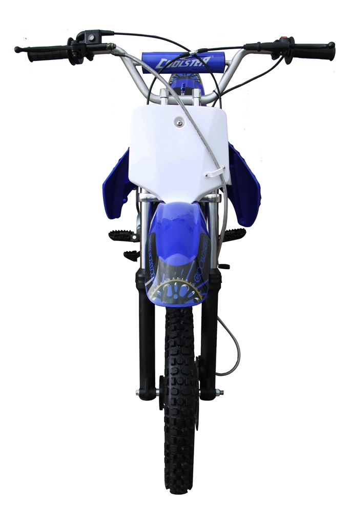 Coolster QG214FC 125cc Dirt Bike Upgraded Version