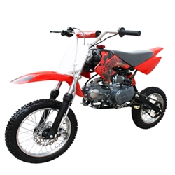 Coolster 125cc Dirt Bike Type 214S