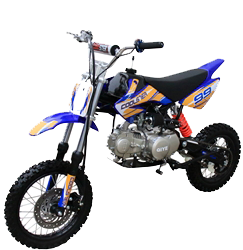 Coolster 125cc Dirt Bike Type XR125 Semi Auto