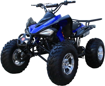 New Coolster 175cc ATV Luxury upgraded with Chrome rims