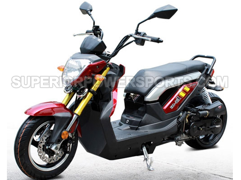 moto scooter 2014