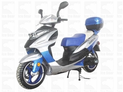 150cc Scooter Ice bear 150cc Scooter CONDOR PMZ150-3S