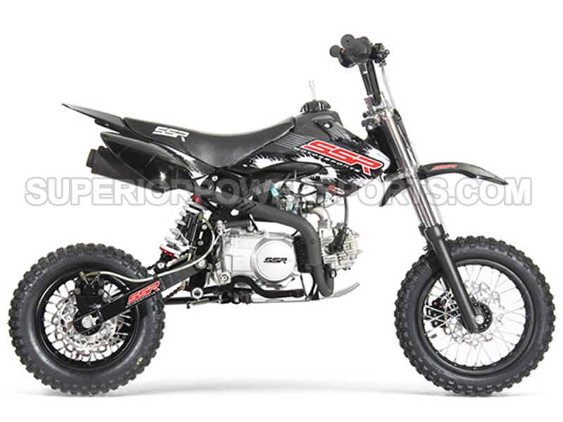 ssr 110cc dirt bike type semi
