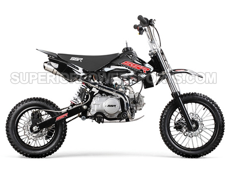 SSR 125cc Dirt Bike Type 0