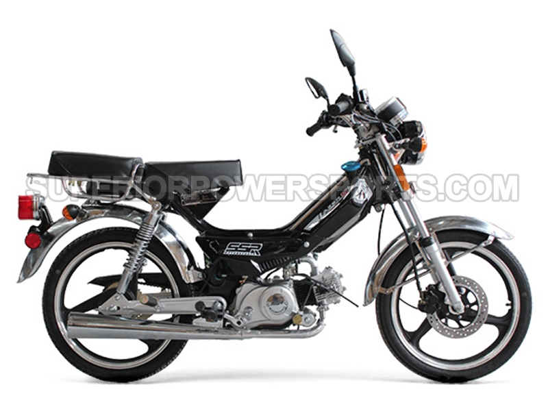 SSR 50cc Scooter Type LAZER (New 2017 Model New Arrival)