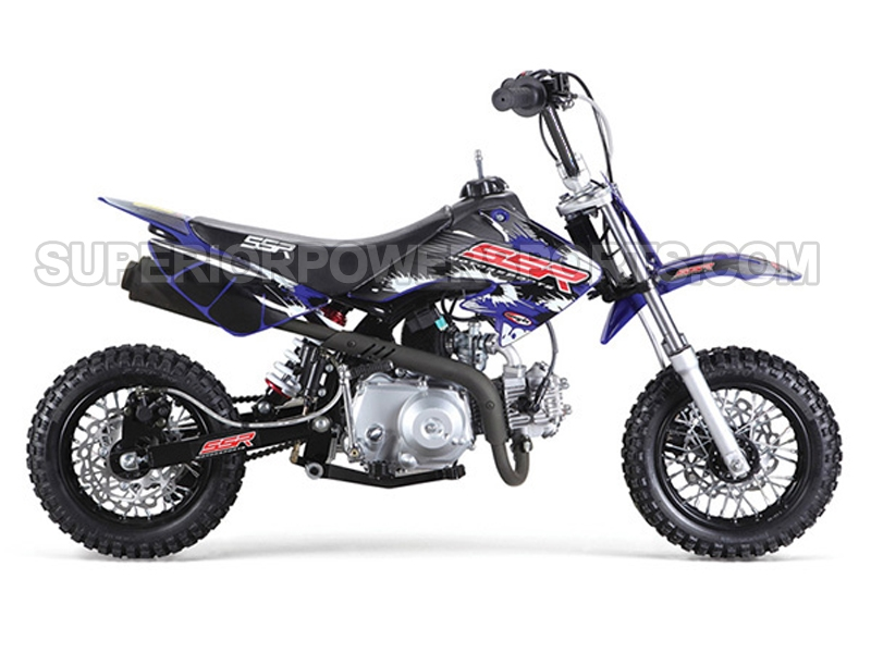 4e7666b7aa4 SSR 70cc Dirt Bike Type C