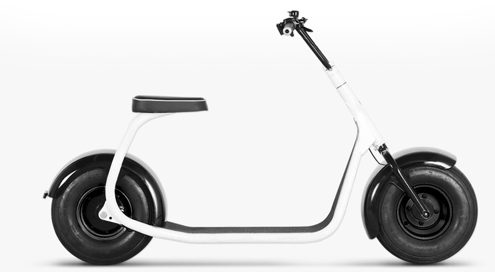 SSR Electric Scooter Type Seev 800