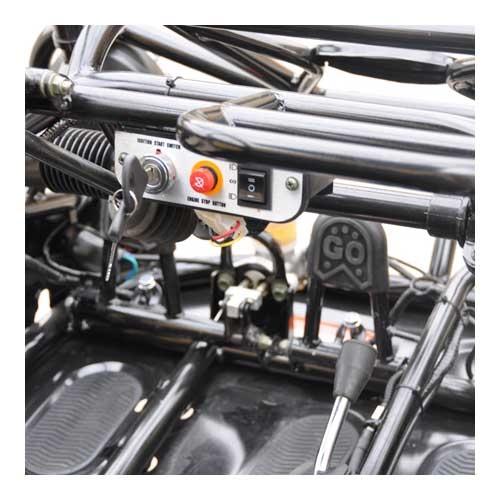 Trail Master 150 Gokart Type XRS
