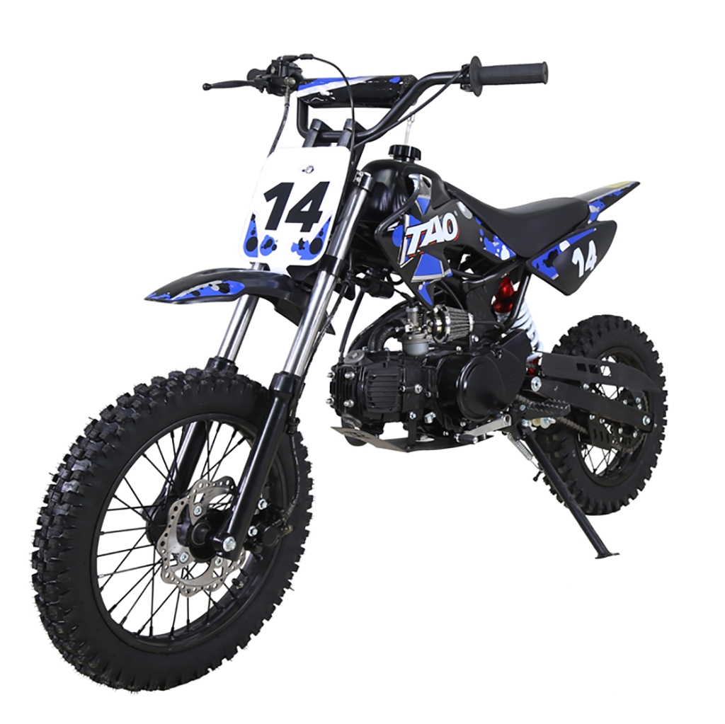 Tao Tao DB14 110cc Dirt Bike Awarded Best Seller