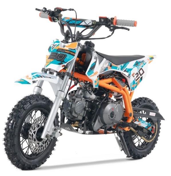 Tao Tao DB20 110 Kids Dirt Bike