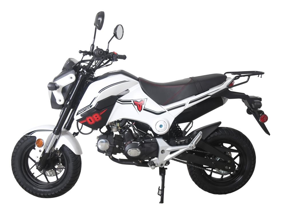 125cc Gas Motorcycle Taotao Hellcat Motorcycle 125cc