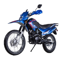 250 Gas Motorcycle, TaoTao TBR7 250 Motorcycle