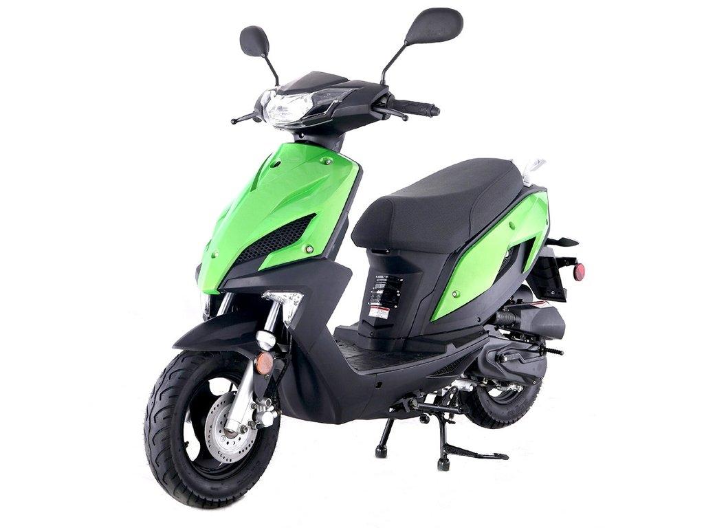 Tao Tao 50 Scooter Type NEW SPEED (Jet 50, Easy To Change Body Kit)